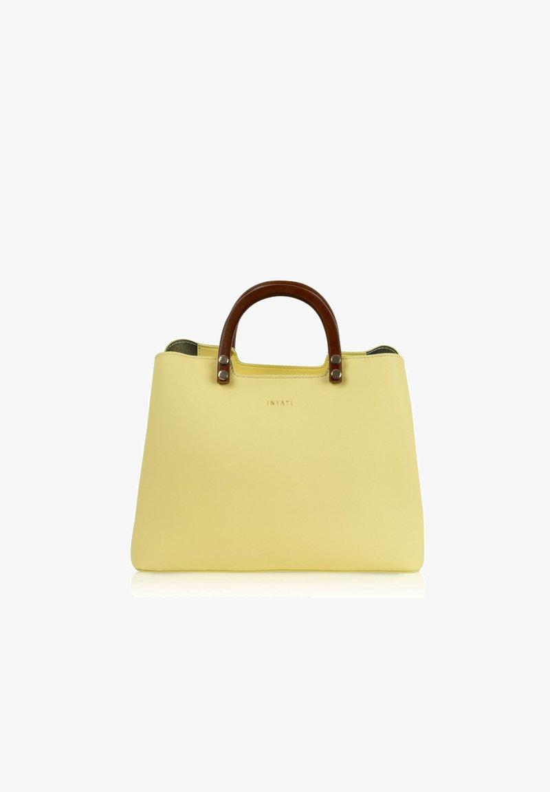 Inyati - INITA - Handbag - lemon sorbet