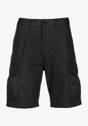 Shorts - black ripstop