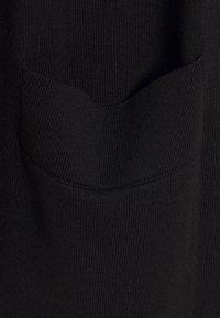 Lindex - CARDIGAN ARYA - Cardigan - black - 2