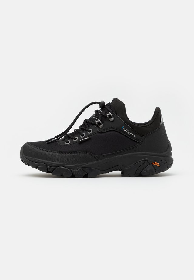 ADVENTURE MOC I+ - Scarpa da hiking - black