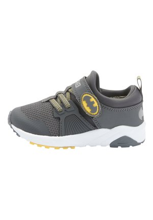 BATMAN STRAP TOUCH FASTENING TRAINERS - Trainers - grey