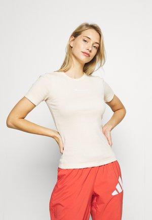 CREWNECK - T-shirt basique - sand