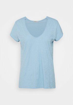 AVIVI - Basic T-shirt - blau