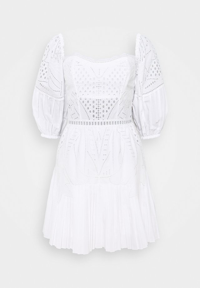 DRESS - Robe d'été - white
