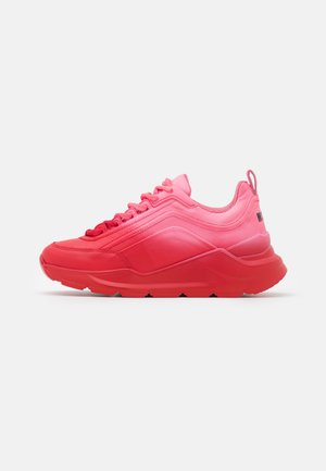 SCARPA DONNA WOMANS SHOES - Trainers - red/pink