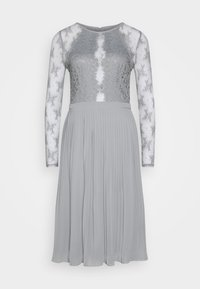 Nly by Nelly - SOMETHING ABOUT HER - Vestito elegante - grey - 4