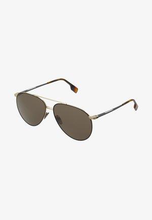 Sluneční brýle - gold-coloured/matte black