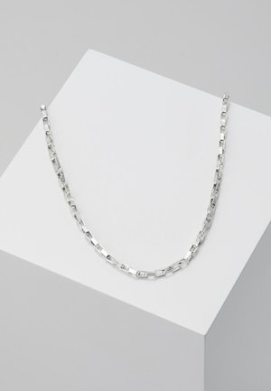 ALPHA NECKLACE - Necklace - silver-coloured