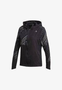 adidas Performance - OWN THE RUN REFLECTIVE JACKET - Training jacket - black - 8
