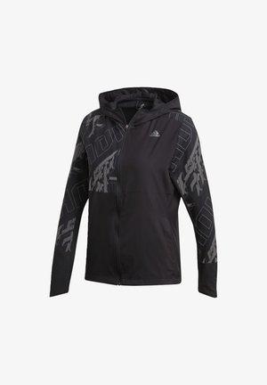 OWN THE RUN REFLECTIVE JACKET - Training jacket - black