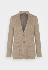 Polo Ralph Lauren - Blazer - brown/tan herringbone - 4