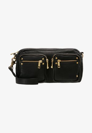CROSS OVER - Across body bag - black