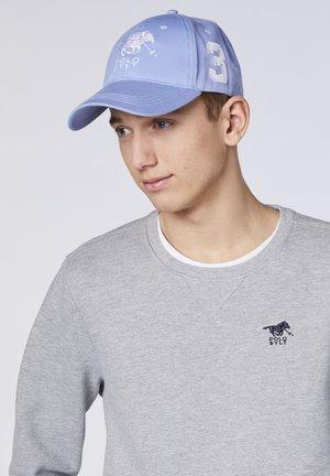 Cap - brunnera blue