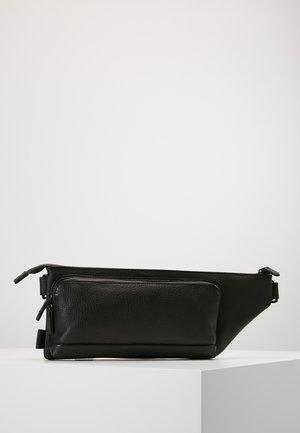 CROSSOVER BAG - Across body bag - black