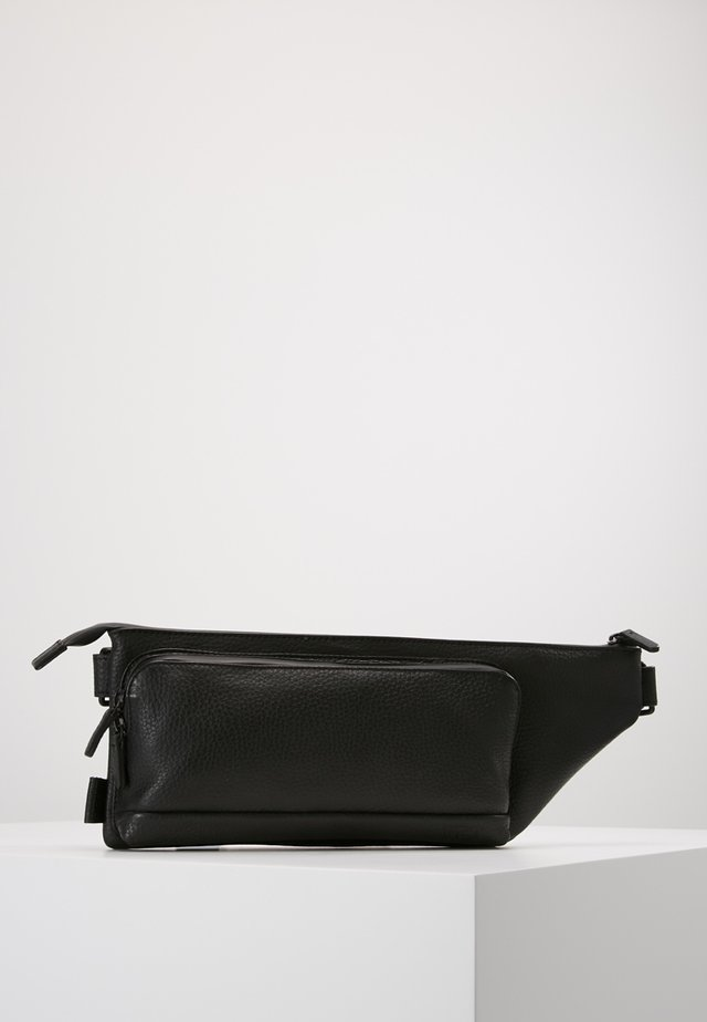 CROSSOVER BAG - Across body bag - black