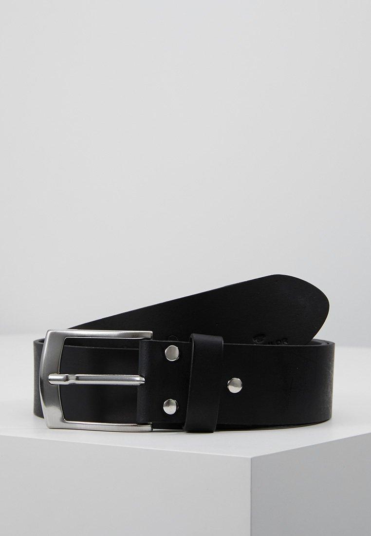 TOM TAILOR - Cinturón - black