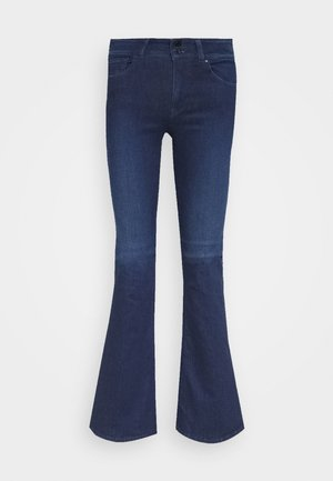 NEWLUZ - Jeans a zampa - dark blue