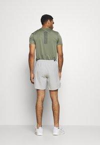 adidas Performance - SATURDAY  SHORT - Sports shorts - grey - 2
