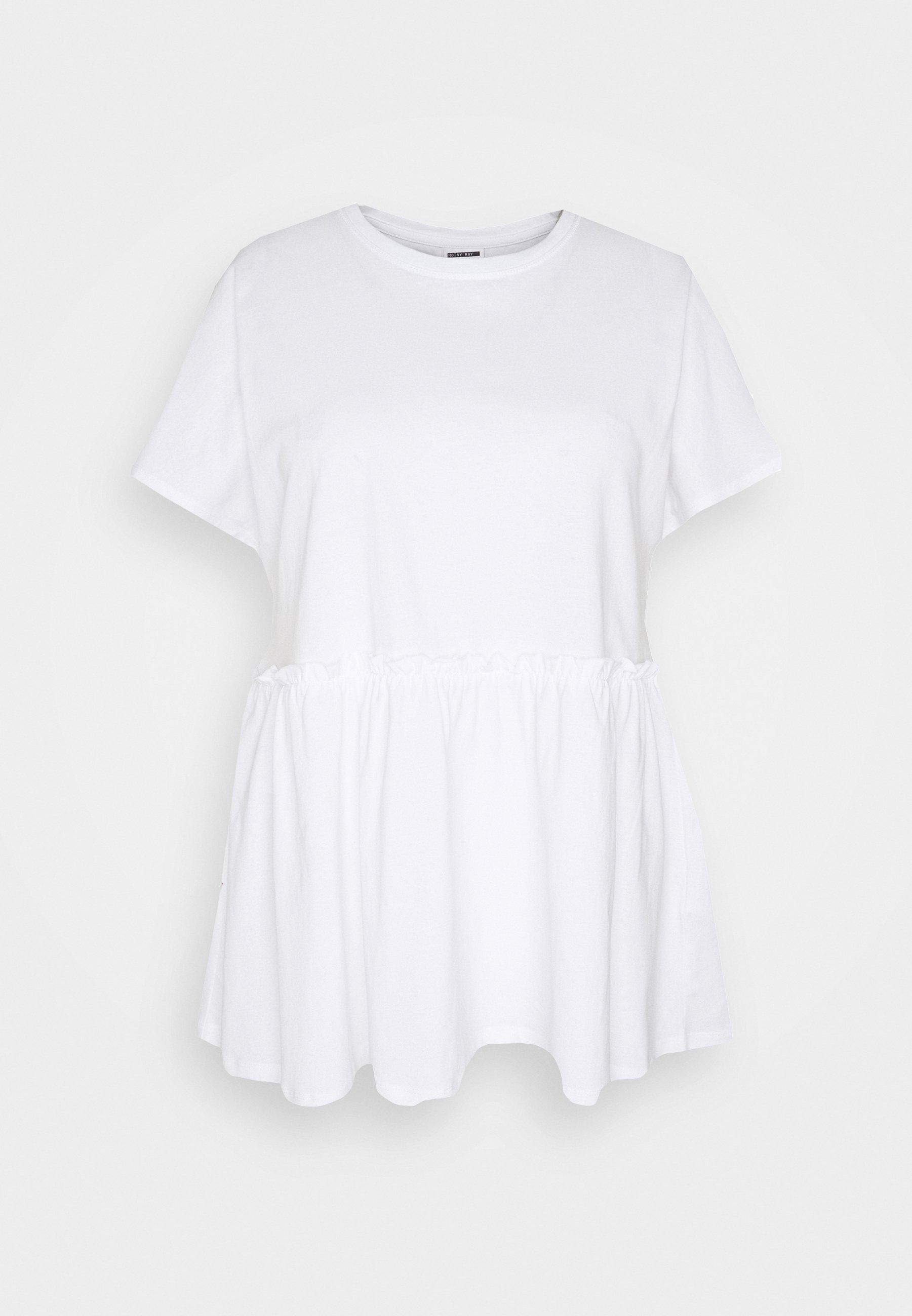 Women NMEVERLY - Basic T-shirt
