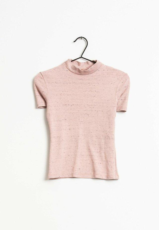 T-shirt basic - pink