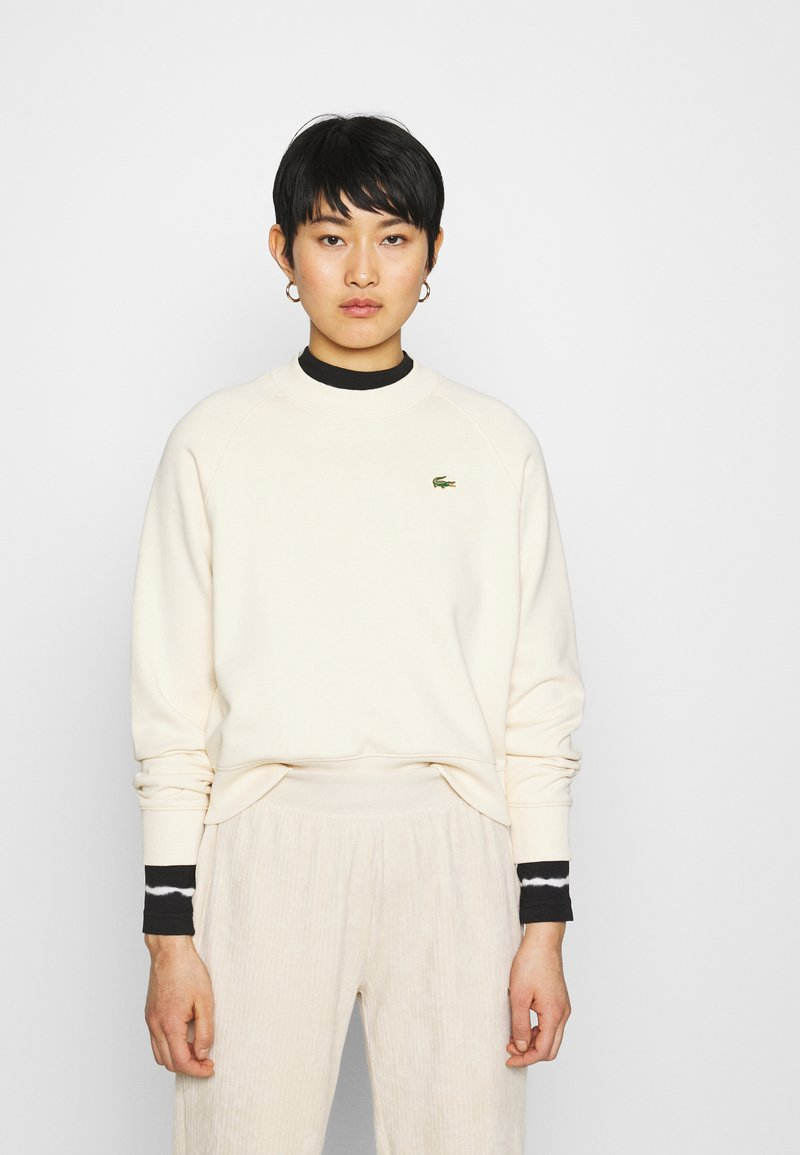 Lacoste LIVE - Sweatshirt - naturel clair