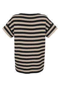 Laura Kent - Print T-shirt - schwarz lichtgrau - 3
