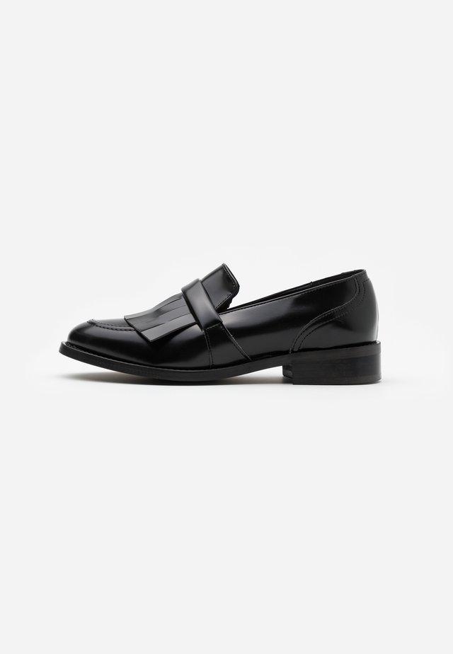BRINA VEGAN - Scarpe senza lacci - black
