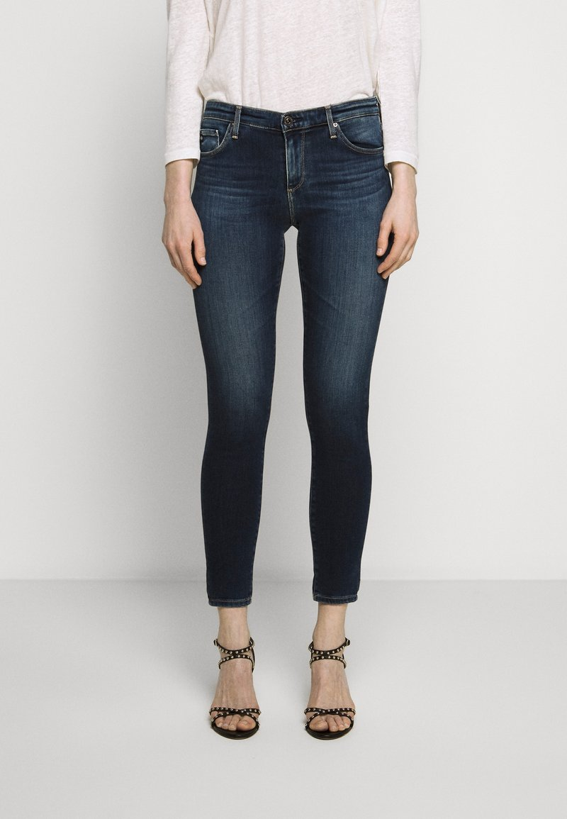 AG Jeans - ANKLE - Jeans Skinny Fit - submerged