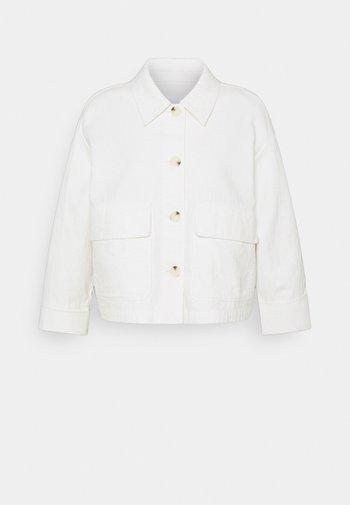 HOLA - Denim jacket - white