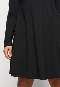 Even&Odd Curvy - Day dress - black - 6