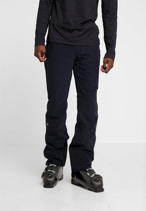 WILL NEW - Zimní kalhoty - black