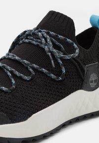Timberland - SOLAR WAVE - Sneakers basse - black - 5