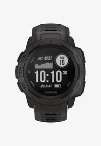 Garmin - INSTINCT - Smartwatch - black - 0