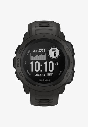 INSTINCT - Smartwatch - black
