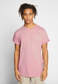 G-Star - LASH R T S\S - T-shirt - bas - light pink - 0
