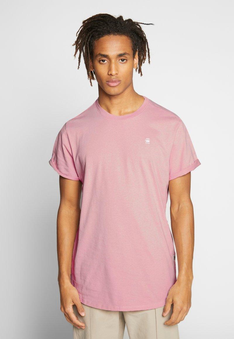 G-Star - LASH R T S\S - T-shirt - bas - light pink