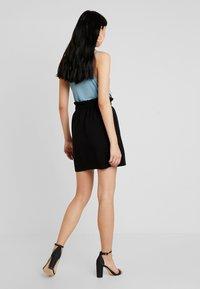 Vero Moda - VMCOCO GABRIELLE FRILL SKIRT - A-line skirt - black - 3