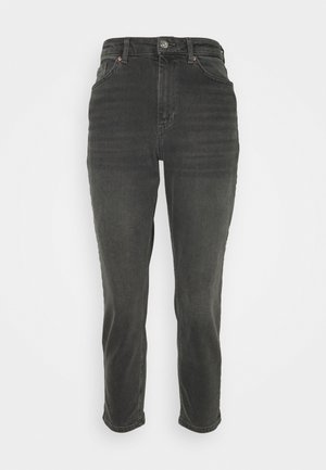 ONLVENEDA LIFE MOM - Jeans Straight Leg - grey