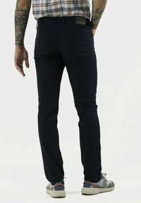 camel active - REGULAR FIT  - Trousers - night blue - 2