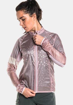 GAIOLE L - Sports jacket - pink