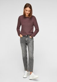 QS by s.Oliver - Jumper - purple - 1