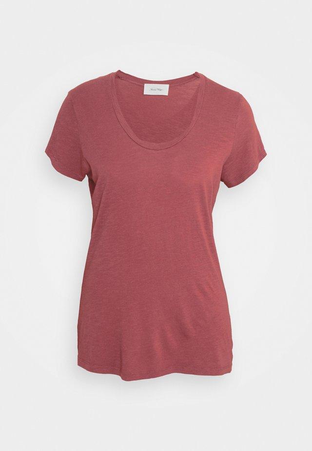 JACKSONVILLE - T-shirt basique - clafoutis vintage