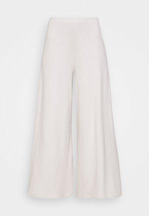ESPERIA - Tracksuit bottoms - beige