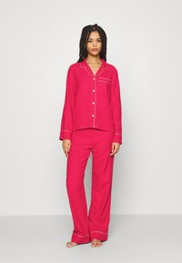 GAP - SLEEP SET - Pyjama set - red - 0