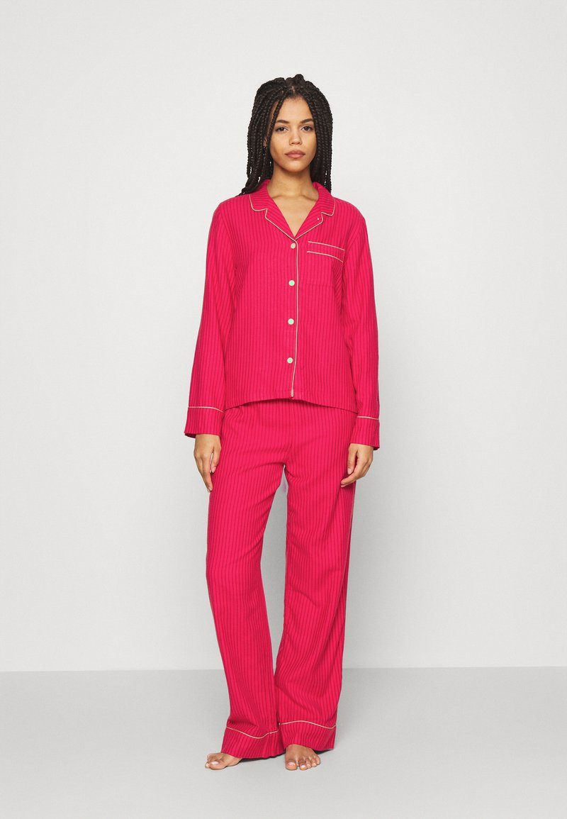 GAP - SLEEP SET - Pyjama set - red