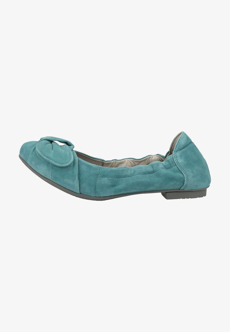 Think! - Foldable ballet pumps - Maldives