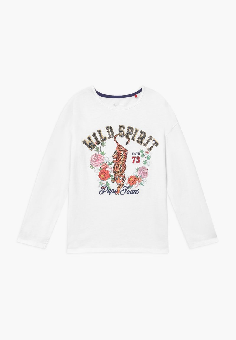 Pepe Jeans - JULIETTE - Long sleeved top - optic white