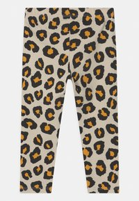 Lindex - LEO AND ANIMALS 2 PACK - Leggings - Trousers - off black - 1