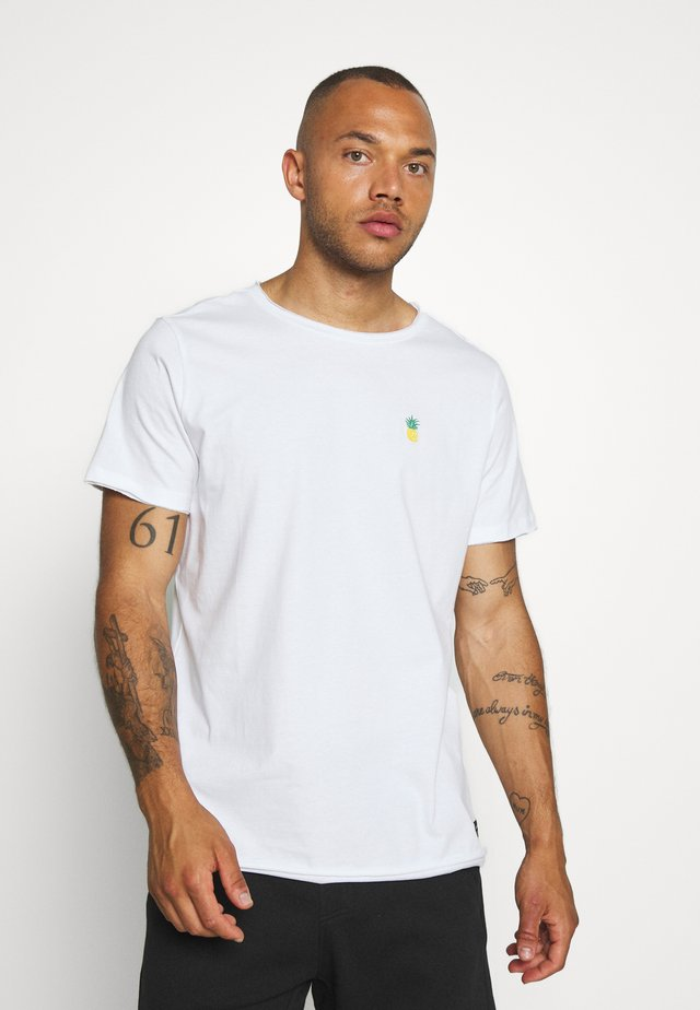 SWIMSHOP TEE SPECIAL - Camiseta básica - brilliant white