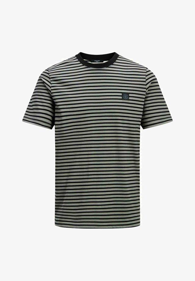 GESTREIFTES - T-shirt print - new sage